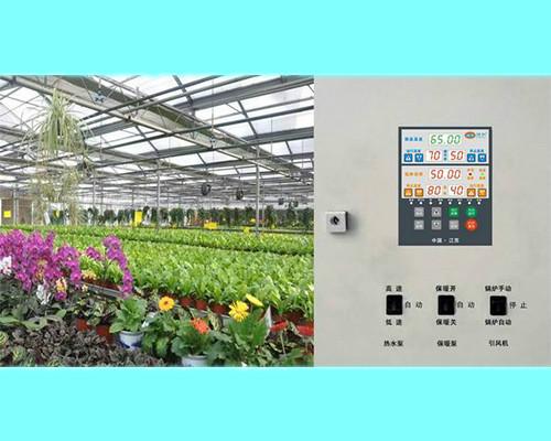 大棚鍋爐溫控系統